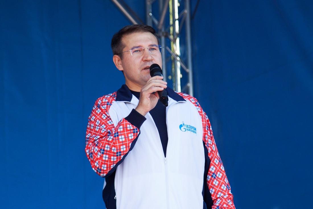 Александр Гайворонский, генеральный директор ООО«Газпром трансгаз Ухта»